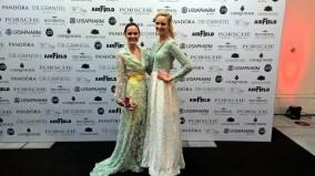 Eva Poleschinski und Patricia Kaiser - Leading Ladies Award 2016 (Foto Madonna)