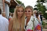 Yvonne Rueff und Hedi Grager - Sommerfest STYLE UP YOUR LIFE! Yvonne Rueff und Hedi Grager (Foto Stefanie Jost/LEIBNITZ AKTUELL)