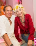 Hans Schullin und Nora Trierenberg - STYLE UP YOUR LIFE! Sommerfest OBEGG 26. (Foto STYLE UP YOUR LIFE/Moni Fellner)