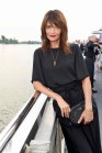 Supermodel Helena Christensen - AIRFIELD Modenschau (Foto AIRFIELD / Agency People Image / Michael Tinnefeld)