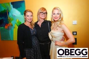 Christine Reiler, Hedi Grager und Silvia Schneider - OBEGG - BEST OF SÜDSTEIERMARK (Foto Moni Fellner)