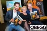Michael Lameraner und Adi Weiss mit seiner Mama - OBEGG - BEST OF SÜDSTEIERMARK (Foto Moni Fellner)