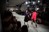 Lena Hoschek Fashion Show, Mercedes-Benz Fashion Week Berlin (©Paolo Hummel)