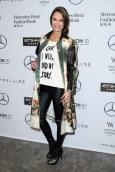 Rebekka Ruetz Show auf der Mercedes-Benz Fashion Week Berlin (Foto Getty Images)