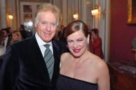 Albert Fortell mit Opernstar Natalia Ushakova (Foto Helmut Tremmel)