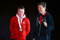 Timothy Shriver, Weltpräsident der Special Olympics und Neffe von John F. Kennedy (Foto GEPA pictures/Special Olympics)