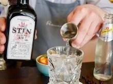 STIN Gin (Foto Cafe Promenade)