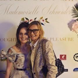 Eva Poleschinski und Hedi Grager (Foto Reinhard Sudy)