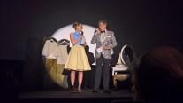Silvia Schneider präsentiert ihre Kollektion Mademoiselle Schneider (Foto Hedi Grager)