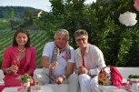 PINK&WHITE Sommerfest am Gut Pössnitzberg mit STYLE UP YOUR LIFE! (Foto Reinhard Sudy)