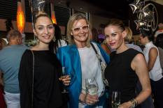 Stefanie Michl-Kogler, Hedi Grager und Kerstin Zacharias - 5 Jahre STEIRERIN (Fotos Prontolux Thomas Luef Mia's Photo Art)