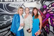 Hedi Grager, Eva Poleschinski und Sylvia Baumhackl - 5 Jahre STEIRERIN (Fotos Prontolux Thomas Luef Mia's Photo Art)