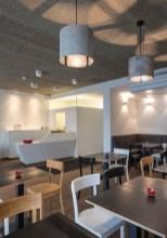 Das neue gapsite Hotel in der Grazer Innenstadt (Foto Walter Luttenberger)