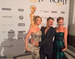 KURIER ROMY Gala 2018 - Hilde Dalik und Philipp Hochmair (Foto Hedi Grager)