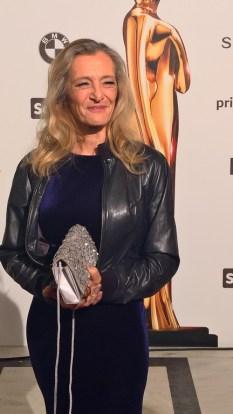 KURIER ROMY Gala 2018 - Kathrin Zechner (Foto Hedi Grager)