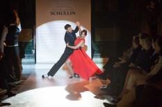 Tangotänzer begeisterten bei der Schmuckpräsentation von SCHULLIN (Foto GEOPHO - Jorj Konstantinov Photography)
