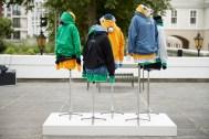 König Souvenir & Kollektiv Ignaz bei 'Der Berliner Salon - Gruppenausstellung (Foto Getty Images für Der Berliner Salon)