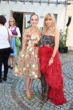 Designerin Eva Poleschinski und Influencerin Irina HP (Foto Tourismusverband Hartbergerland)