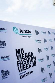 Der Designer Juan Carlos Gordillo präsentierte seine Kollektion DISCOVER auf der MQVFW 2018 (Foto Lenzing)