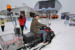 VIP-Ski-Opening am Stuhleck: Chartstürmer JOSH (Foto Conny de Beauclair)
