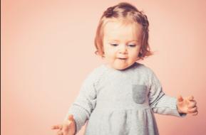 """Liliana Klein: """"Stella ist jetzt 15 Monate alt und das Beste, was mir je passiert ist."""" (Foto privat)"""