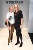 SPORTALM Kitzbühel Show Berlin Fashion Week - Nina Suess und Ulli Ehrlich (Photo by Matthias Nareyek/Getty Images for Sportalm)