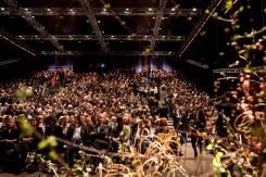 Eröffnung der Diagonale 2019 in der Grazer Helmut List-Halle (Foto Diagonale/Sebastian Reiser)