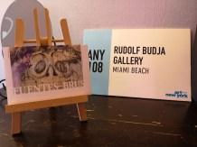 Ausstellung in der Rudolf Budja Galerie Salzburg (Foto Hedi Grager