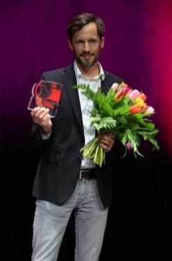 MADONNA Blogger Award 2019: Zivilcourage im Netz, Award für Caritas Generalsekretär Klaus Schwertner (Foto Moni Fellner)
