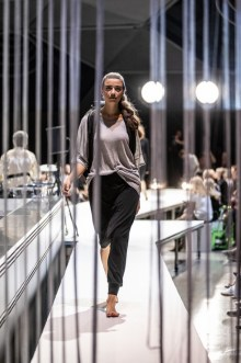 Kastner & Öhler Fashion Award - assembly Modenschau - Fahrenbruch (Foto Nikola Milatovic)