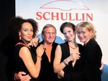 SCHULLIN Kollektion MYSTIC CORAL - Hans und Anne Marie Schullin mit ihren Models (Foto GEOPHO – Jorj Konstantinov Photography)