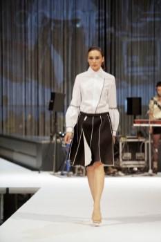 Kastner & Öhler Fashion Award - assembly Modenschau - kaydouble U (©Stephan Friesinger)