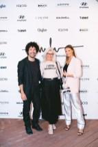 Marina Hoermanseder Show während der Berlin Fashion Week - Boris Entrup (Foto Paul Aden Perry)
