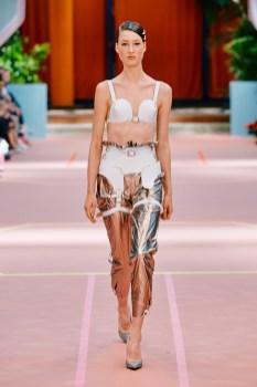 Marina Hoermanseder Show während der Berlin Fashion Week (Foto Stefan Kraul))