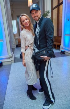 Art Award Verleihung 2019 - 20 Martina Müller (Callisti) & Nikola Zivanovic (Niko Niko Design) (Foto Starpix /Alexander Tuma)