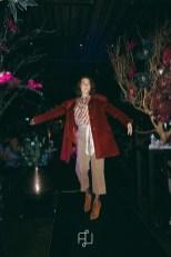 Präsentation des AIOLA LIVING Magazins mit einer Fashionshow Performance vom Modehaus Brühl (Foto Markus Mansi)