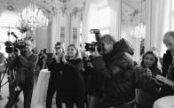 Präsentation der Krönchen für die Opernredoute 2020. (Foto Marija Kanizaj)