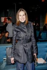 Annette Weber besuchte die Show von boscana X Gitta Banko. (Foto by Isa Foltin/Getty Images)