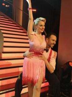 Dancing Stars 2020: Silvia Schneider & Danilo Campisi. (Foto Hedi Grager)
