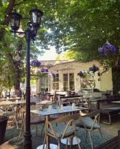 Das beliebte Cafe Promenade im Grazer Stadtpark. (Foto Aiola Graz)