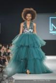 Modenschau von Designer Niko Niko im Rahmen der MQ Vienna Fashion Week. (Foto Andreas Tischler)