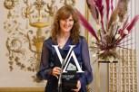 Vienna Awards for Fashion and Lifestyle 2020 - Gewinnerin Michel Mayer. (Foto Katharina Schiffl)