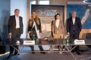 MEET A STAR: Guenter Kerbler, Lilian Klebow, Christina Zappella-Kindel und Georg Kindel. (FOTO MEET A STAR)