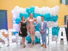 """Miss Europe lud zum SeaGlam"""" Gala-Abend zu Gunsten der Reefvillage Charity. Marina Flasch und Jörg Öfferl, Imperial Cosmetics. (Fotos Stefan Poscharnig und Kevin Geissler)"""