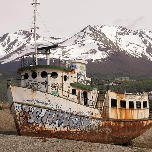 Ushuaia : voyage heureux