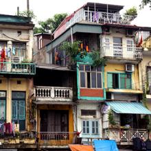 Hanoi_VieuxQuartierFacade