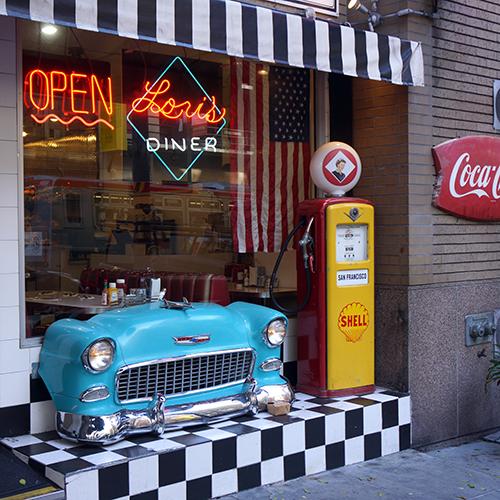 San Francisco - Diner's