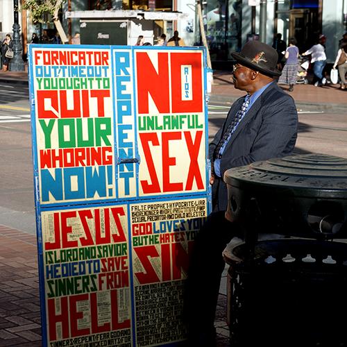 San Francisco -  Market Street