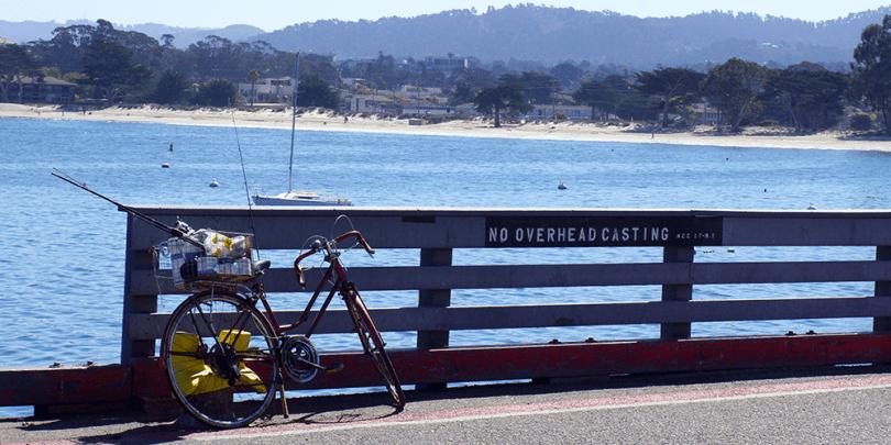 Road One USA - Monterey Harbor