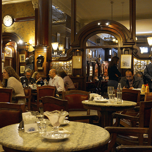 Argentine - Buenos Aires / Café Tortini